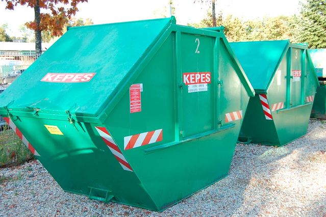 Container Kepes